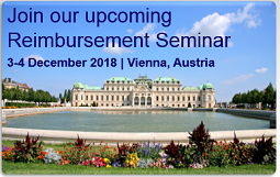 Reimbursement Seminar, Vienna 2018