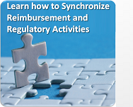 Synchronize Reimbursement and Regulatory Services